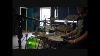 Crossfade-Cold Drum cover