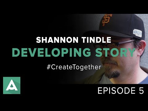 ArtellaCast: Episode 5 - Developing Story with Shannon Tindle