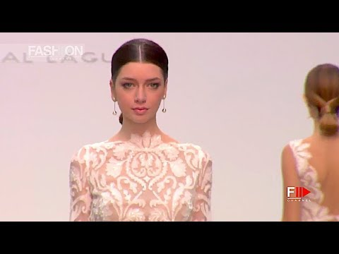 HANNIBAL LAGUNA - SILKGARDEN Highlights Spring Summer 2018 Madrid Bridal Week - Fashion Channel