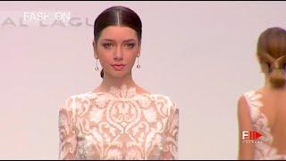 HANNIBAL LAGUNA   SILKGARDEN Highlights Spring Summer 2018 Madrid Bridal Week   Fashion Channel