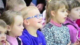 Научное шоу и праздник сладкой ваты в ТРЦ «Коллаж» | Кострома 2015