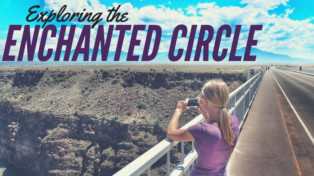 The Enchanted Circle In New Mexico Rv Living Full Time Taos Angel Fire Red River