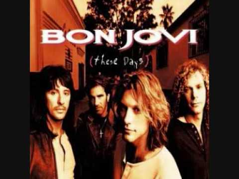 Bon Jovi - Diamond Ring:歌詞+中文翻譯