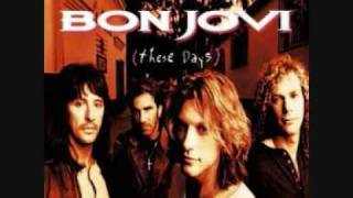 Bon Jovi - Diamond Ring