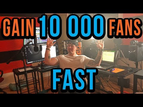 1 Simple Move To Get 10,000 Fans Of Your Music