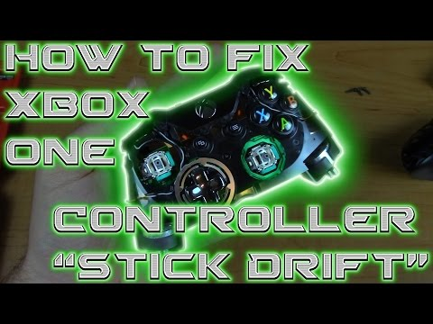 """Xbox One Controller Repair: How to fix """"Stick Drift"""" (How to replace an Xbox One Joystick Module)"""