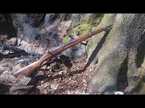 ALTE GEWEHRE  DAS STEYR MANNLICHER M95 IN 8X50 R