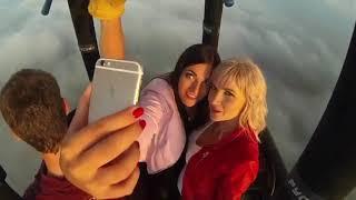 Смотреть клип Kira Shine - Полет На Воздушном Шаре
