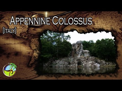 Appennine Colossus, Italy
