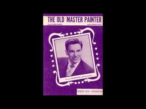 Richard Hayes   The Old Master Painter 1950
