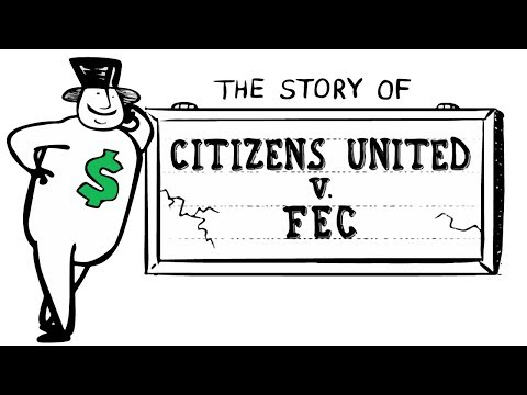 The Story of Citizens United v. FEC