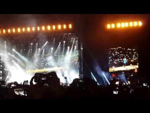 The Rolling Stones - Satisfaction (America Latina Ole tour - Bogotá)