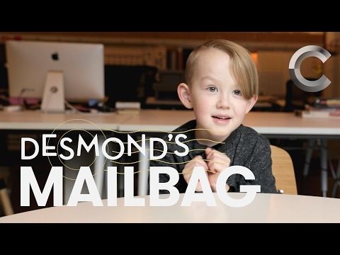 Desmond's Mailbag | HiHo Kids | Cut