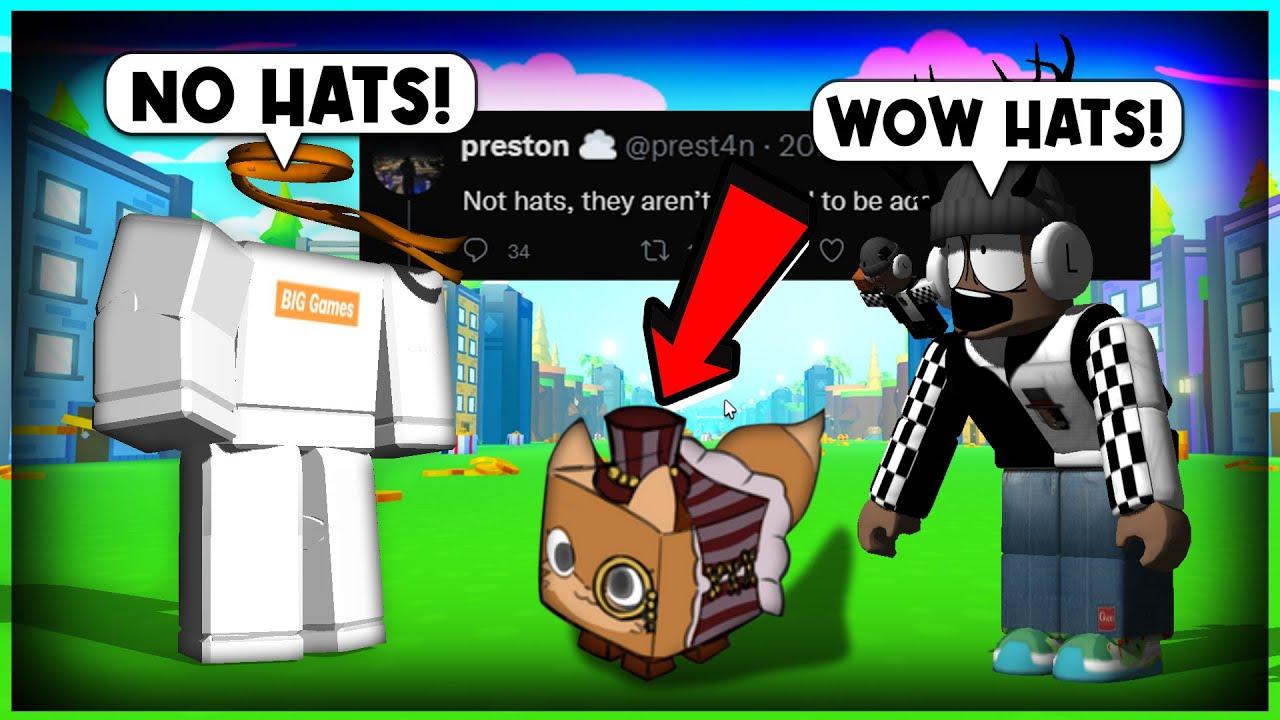 NO HATS!😢 Steampunk Update Confirmed! DARK MATTER GEMS? Pet Simulator X (Roblox)