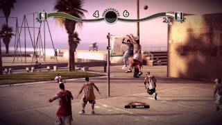 (HD) NBA Street Homecourt Gameplay (XBOX 360)