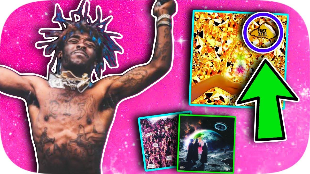 Lil Uzi Vert drops 'Eternal Atake,' his second studio album - CNN