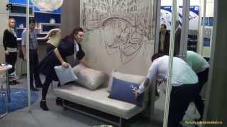 Мебель-трансформер. Механизмы трансформации кроватей от компании ТрансМебель