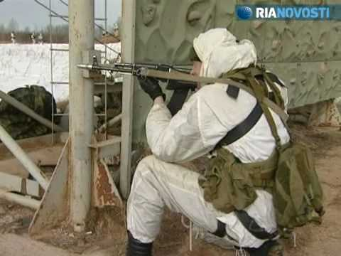Russian army airborne troops field combat training Russia Ria Novosti