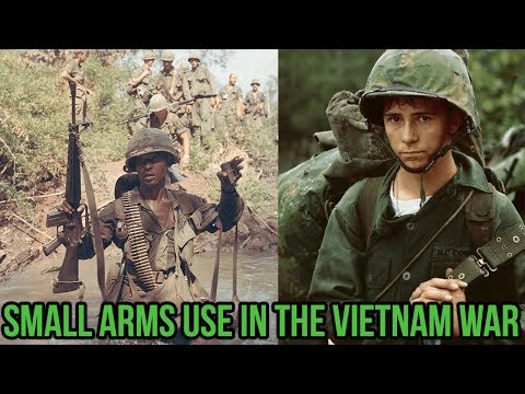 U.S. Small Arms Experiences and Use in the Vietnam War