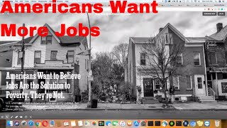 America Will Never Bring Back Jobs