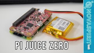 Pi Juice Zero Hat