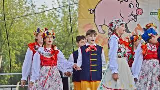 Dzieci z Doliny Grabi- Dożynki Wojewódzkie 2017