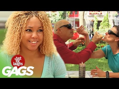 Chocolate Pranks - Best of Just For Laughs Gags