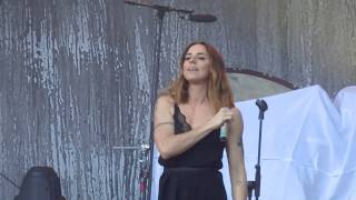 MELANIE C live in Reifnitz am Wörthersee /Austria 12.8.2017 Support...