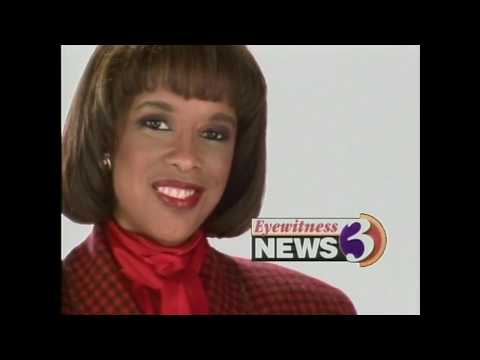 WFSB: Gayle King - Talent Promo (1995)