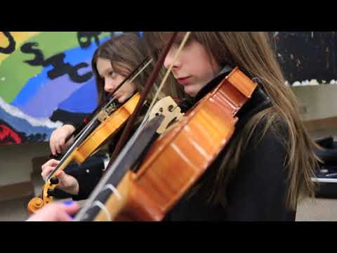Heineman Middle School Orchastra News Story