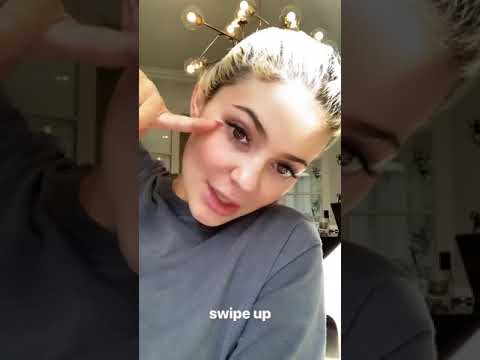 KYLIE KYLIEJENNER INSTAGRAM STORIES COMPILATION OCTUBRE 31 2018