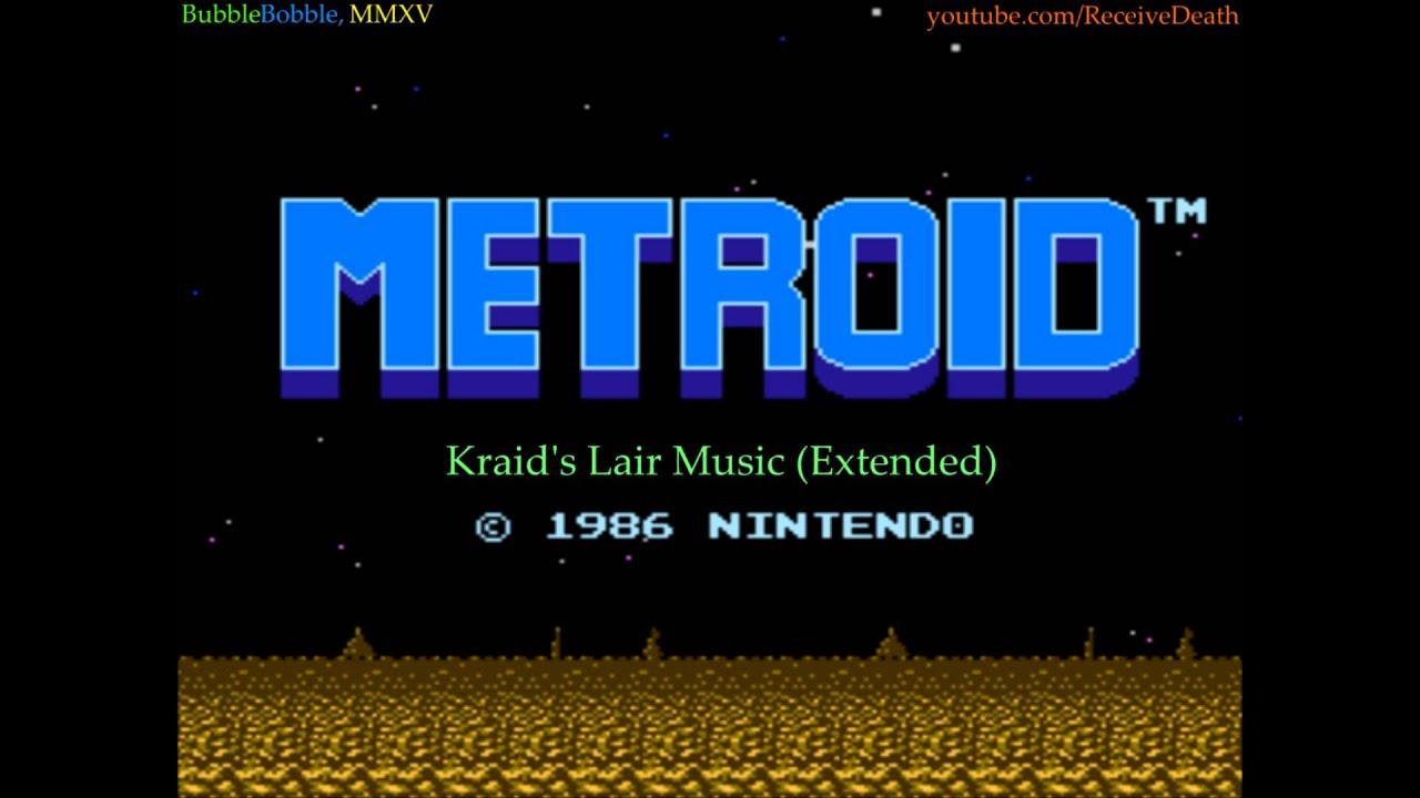 Kraid's Music | Know Your Meme