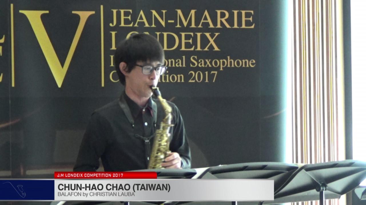 Londeix 2017 - Chun Hao Chao (Taiwan) - Balafon by Christian Lauba