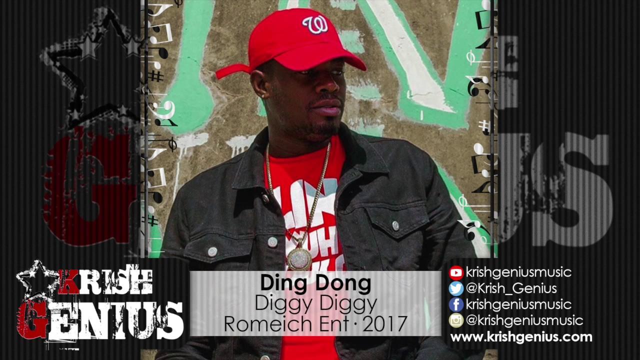 DingDong! Its DIGGY At The Door!