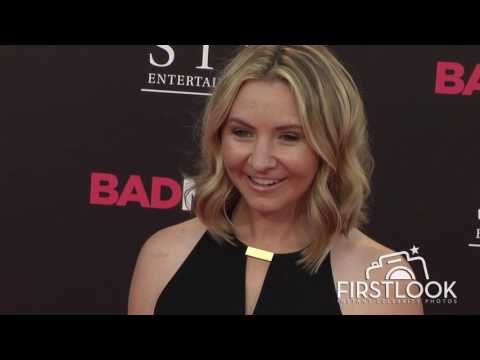 Beverley Mitchell at Bad Moms LA premiere