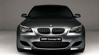 BMW Concept M5 (2004) - Life Care