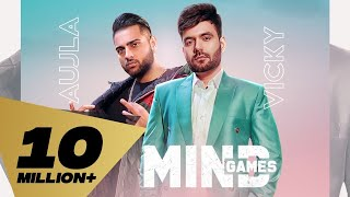 Mind Games ( Full Video ) Vicky | Ft . Karan Aujla | Proof | Punjabi | Songs 2020