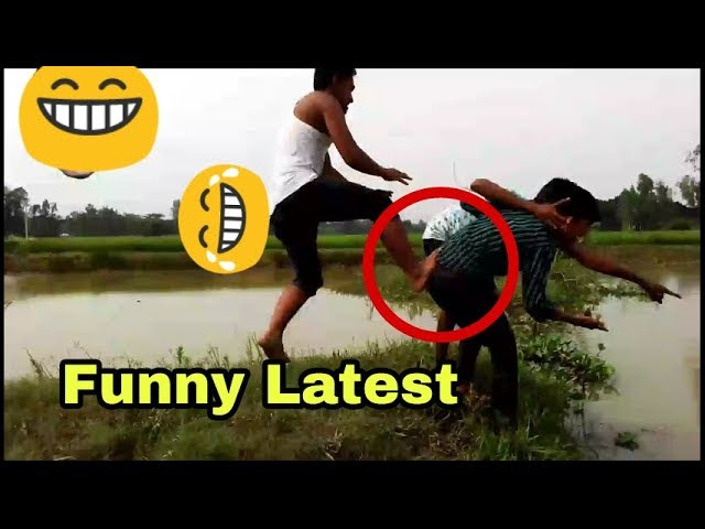 Latest Funny Videos ||| Try to not laugh |||   Village boys make a prank.
