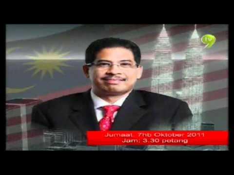 Promo Bajet 2012 @ Tv9! (7/10/2011)