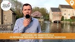 Châteaudun, une magnifique ville, un patrimoine très riche, un grand potentiel touristique