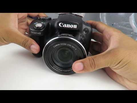 """Canon Powershot SX 50HS Review: """" A Great Camera To Start Vlogging"""""""