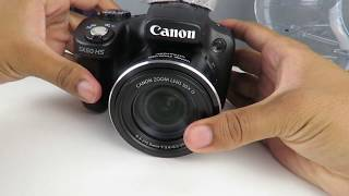 "Canon Powershot SX 50HS Review: "" A Great Camera To Start Vlogging"""