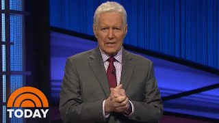 Alex Trebek's Final Episode Of 'Jeopardy!' Ends With Touching Tribute | TODAY