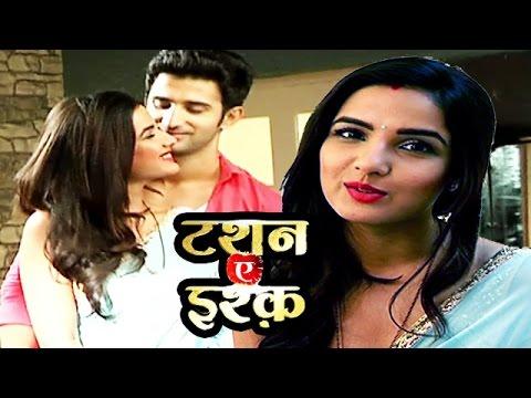 Kunj & Twinkle's HOT ROMANCE | Tashan-E-Ishq | 05 March 2016 Episode