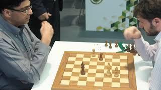 GM Ivan Cheparinov - GM Anand Viswanathan