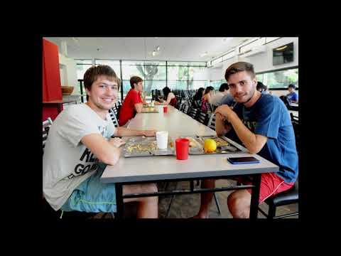 Estudiantes Extranjeros en La Plata, Argentina