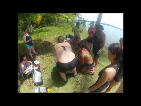 SPC Veterinary Technology Study Abroad Costa Rica 2014