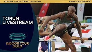 World Athletics Indoor Tour Gold | TORUŃ Livestream