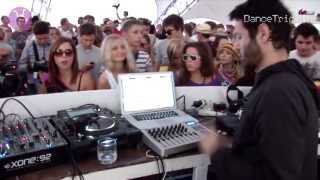 Guy Gerber, Art Department & Maayan Nidam [DanceTrippin] Kazantip (Ukraine) DJ Set