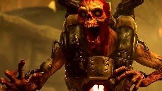 Doom Guts Gore Glory Kills Gameplay - Doom 4